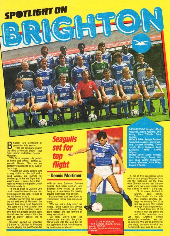 1985-86 spotlight