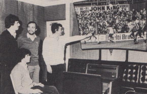 john king films