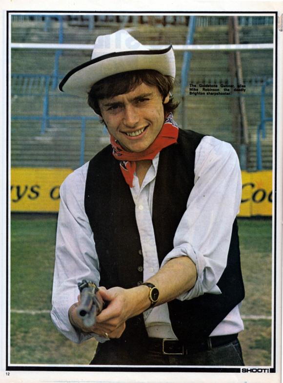 michael robinson cowboy