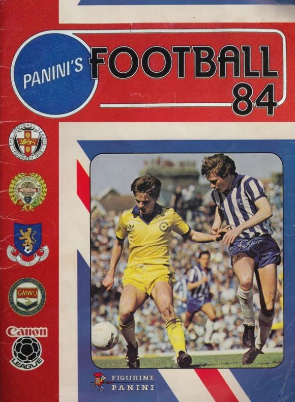 panini 84 cover