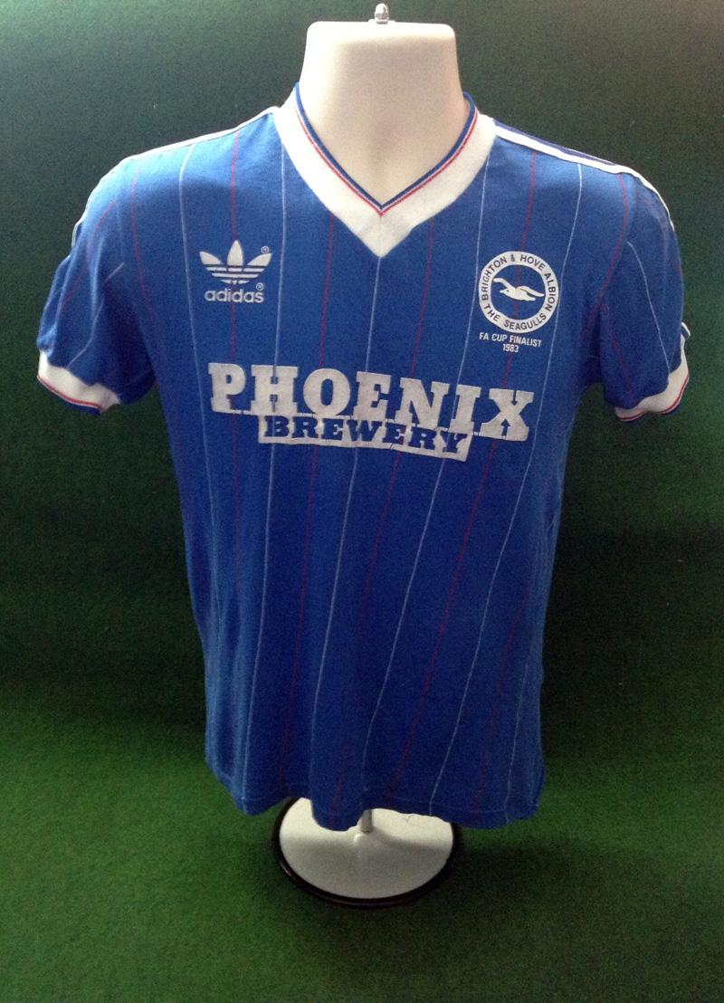 Great Albion kits  1983 84 Home e5160894f