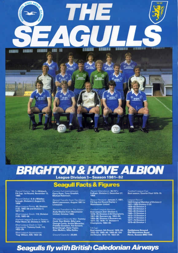 1981-82 poster