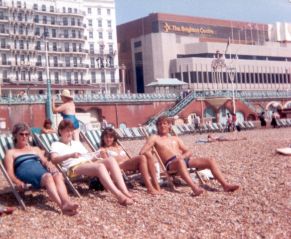 sunbathing-at-brighton