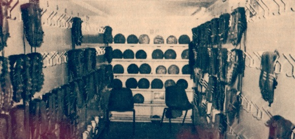 Players' boot room