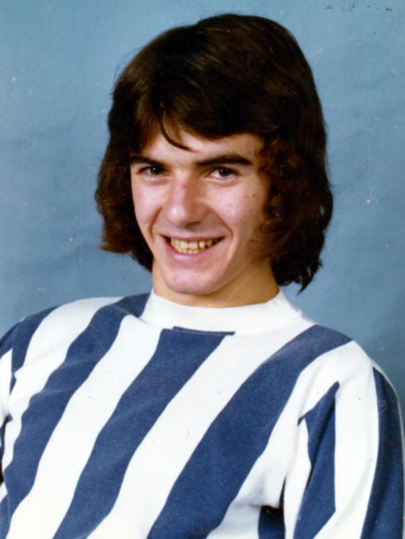Pat Hilton... Clough's first match winner