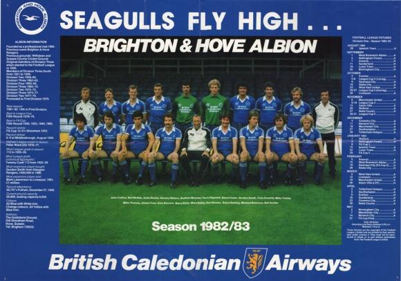 1982-83squad