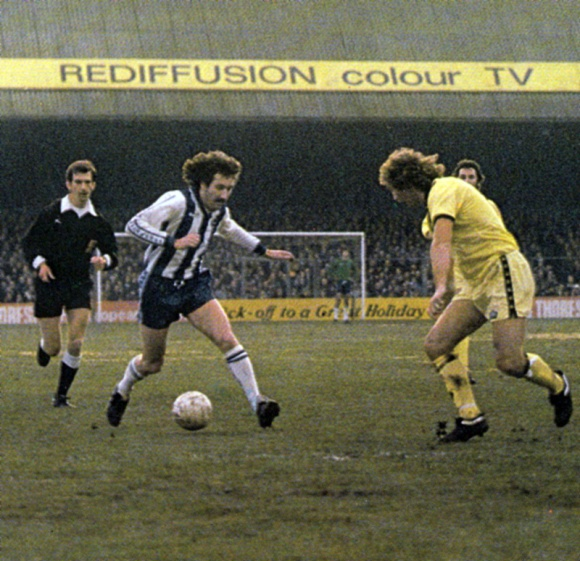 Gerry Ryan in action on Boxing Day