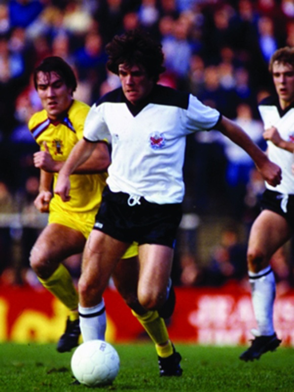 Ray Houghton - one that got away
