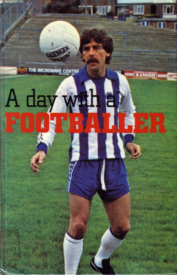 A day with a footballer - Peter O'Sullivan