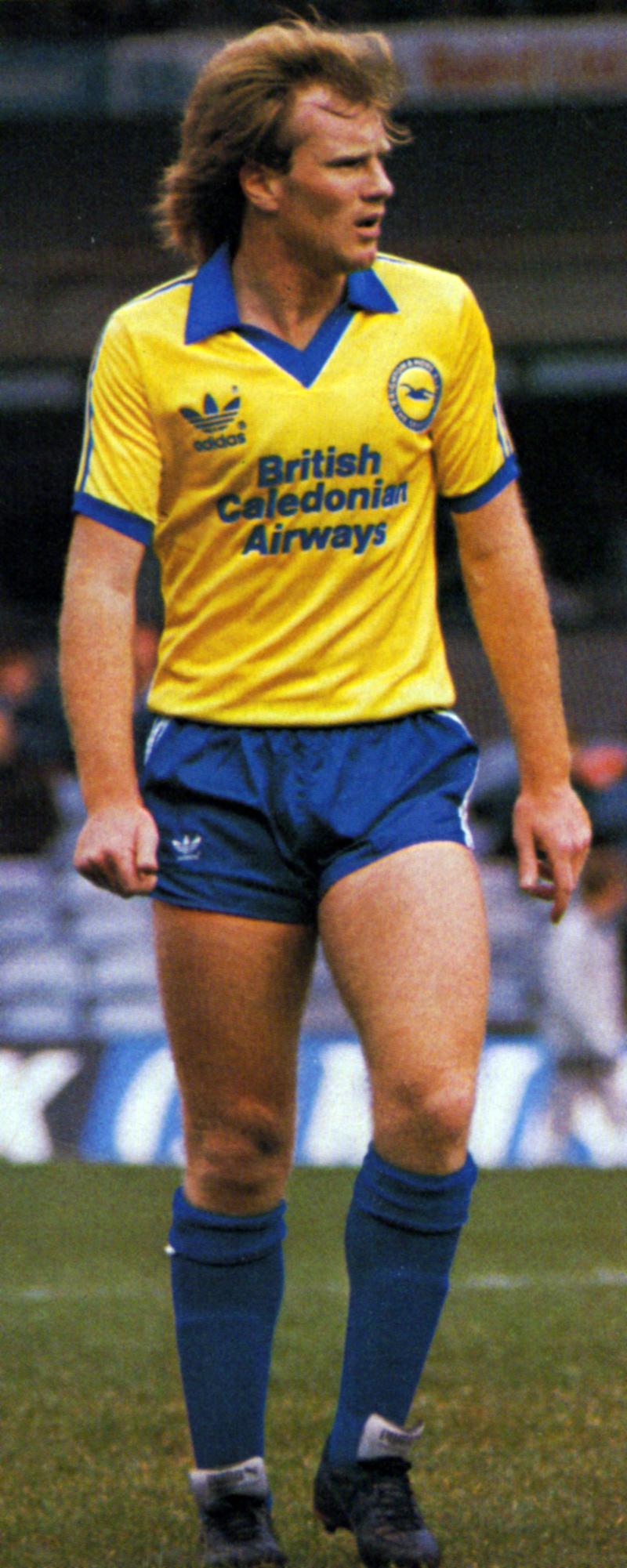 80s football shorts