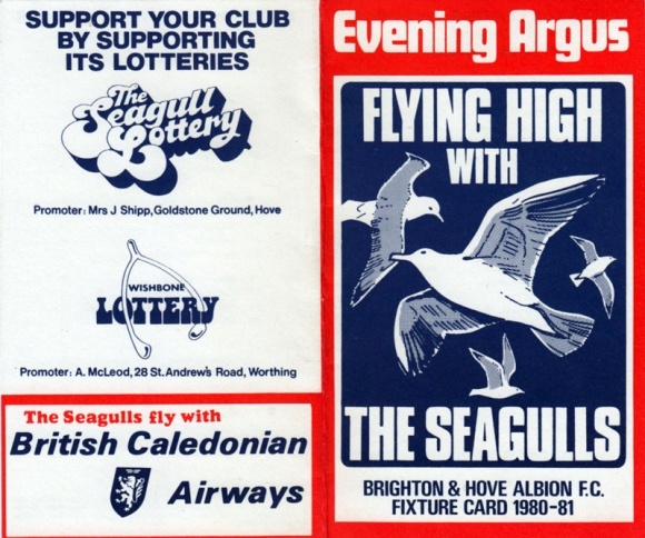 fixtures1980-81