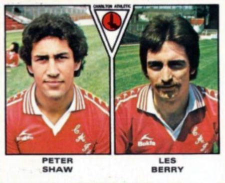 Only one of these players has ever scored a goal for Brighton & Hove Albion... and it isn't ex-Seagull Les Berry!